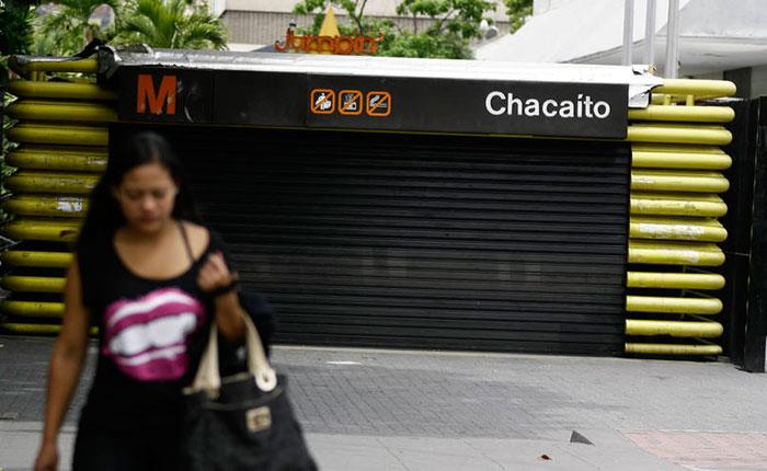 TSJ: Es inadmisible demanda contra cierres del Metro de Caracas