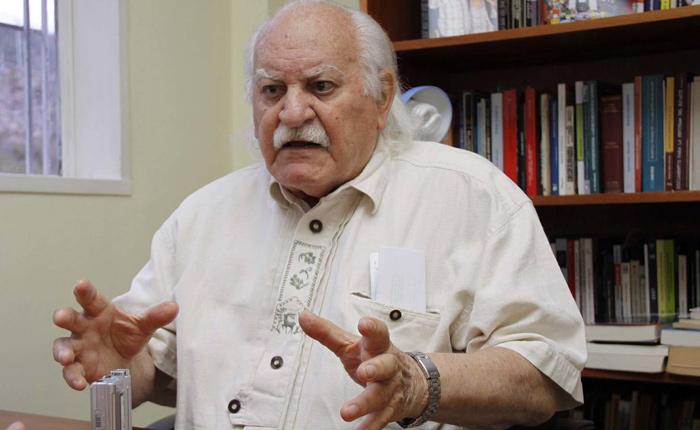 Falleció Pompeyo Márquez a los 95 años