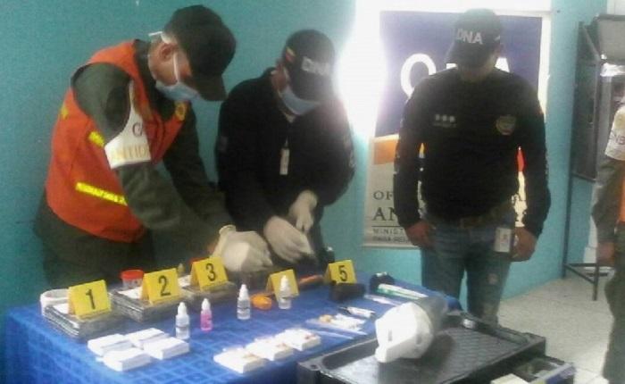 En gandola de Pdvsa transportaban 780 kilos de cocaína