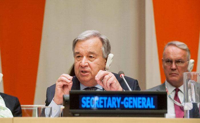 ONU aún confia en posible acuerdo entre gobierno y oposición