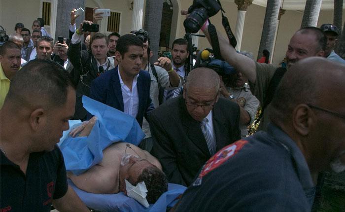 Trabajadores de la AN heridos en asalto del #5Jul piden medicamentos y otras donaciones