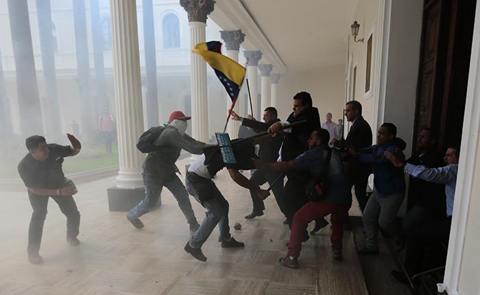 VENEZUELA-CRISIS POLITICA