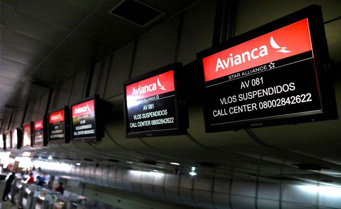 Avianca activa plan para transportar más de 13 mil pasajeros desde y hacia Venezuela