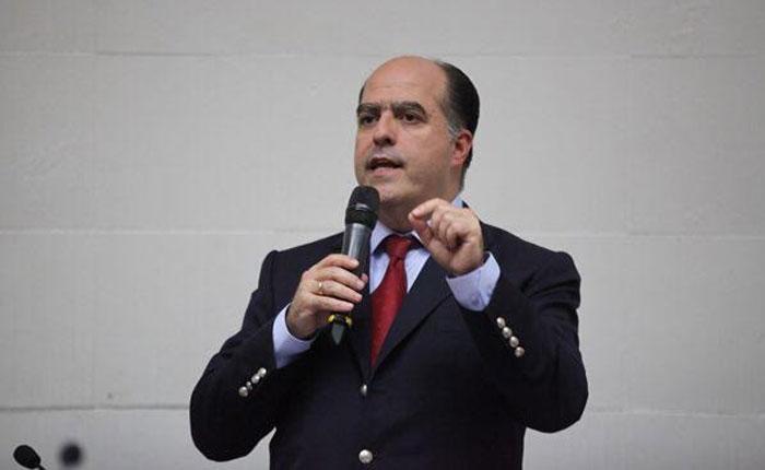 Presidente de la AN Julio Borges fue invitado a la Cumbre de Mercosur