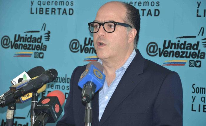 MUD pide a Fiscal General y al Defensor a pronunciarse por caso Roberto Picón