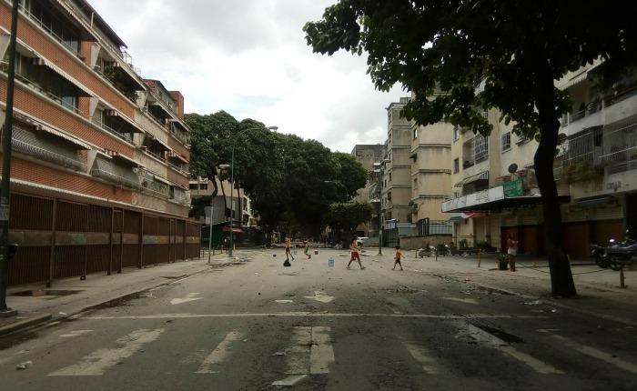 Represión y violencia durante el Paro Cívico Activo dejó seis venezolanos fallecidos