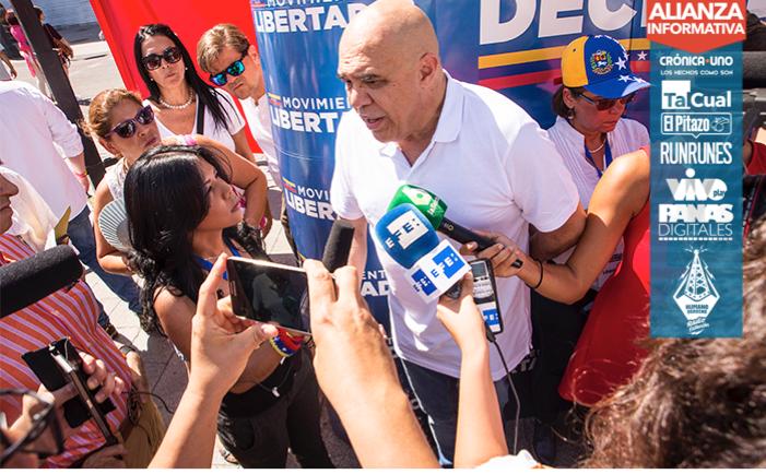 Participación de venezolanos en consulta popular de Madrid superó cifra de empadronados en esa ciudad