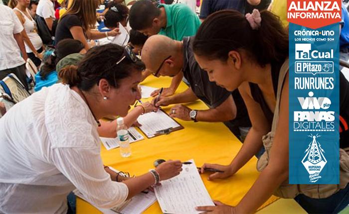 INFOGRAFÍA | Así es el procedimiento para votar en la consulta popular