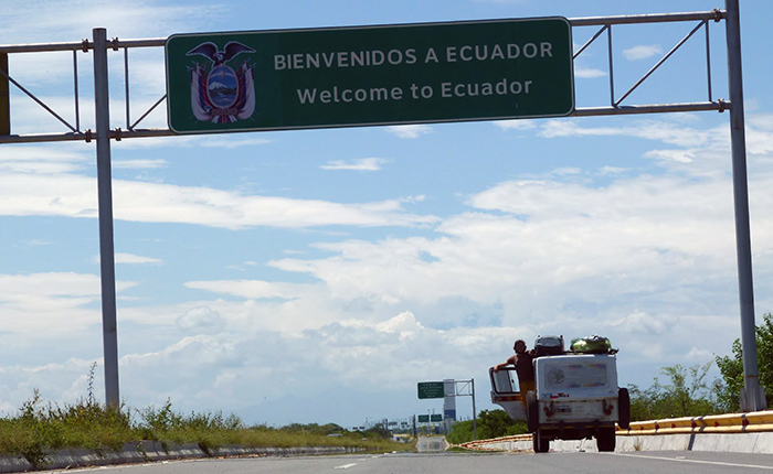 Ecuador aumentó capacidad para recibir venezolanos en controles migratorios
