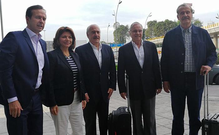 Ex presidentes latinoamericanos condenaron persecución a David Smolansky
