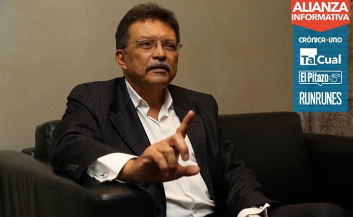 Germán Ferrer: Vamos a una franca dictadura