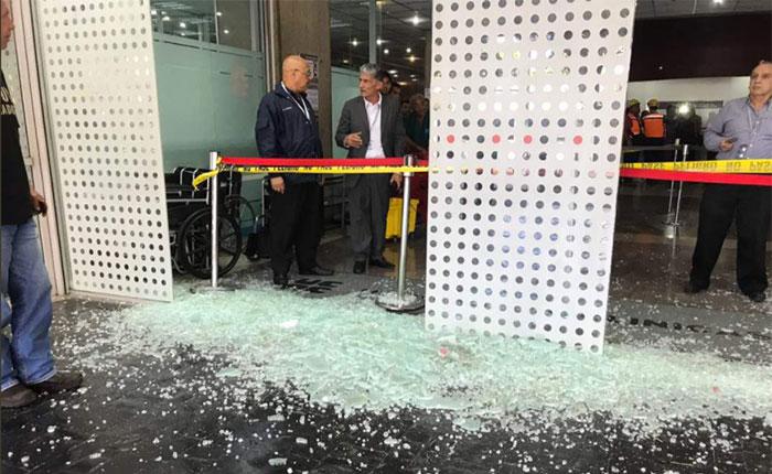 Paramilitares atacaron el Hospital Clínicas Caracas
