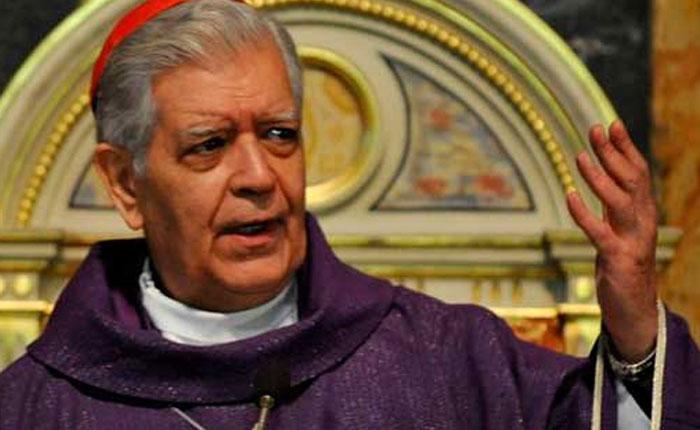 Arzobispo de Caracas reitera condiciones para reunirse con Maduro
