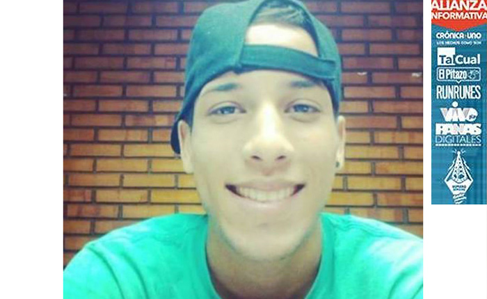 Asesinan a José Miguel Pestano, de 23 años, en La Mata de Cabudare