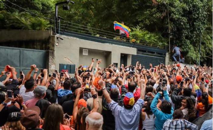 """ONU considera que arresto domiciliario de Leopoldo López es """"un paso inicial"""""""