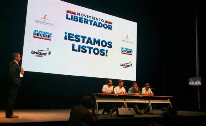 Consulta Popular del #16Julio está planificada para la participación de 14 millones de venezolanos