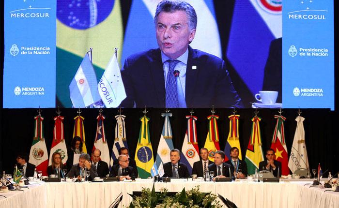 Macri reiteró pedido de paz y pide liberar a presos políticos en Venezuela