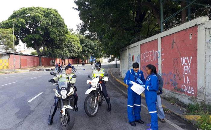MP investiga denuncias de robo de motos durante manifestaciones en Altamira