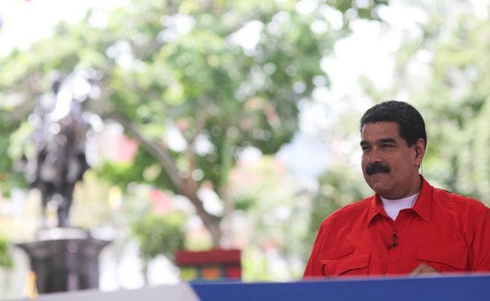 Maduro: Todos los magistrados nombrados por la AN irán presos