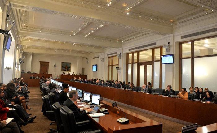13 países de la OEA piden suspender la Constituyente