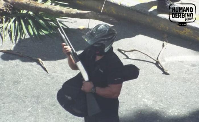 Humano Derechos Visión: Así fue el ataque paramilitar en Montalbán el #4Jul