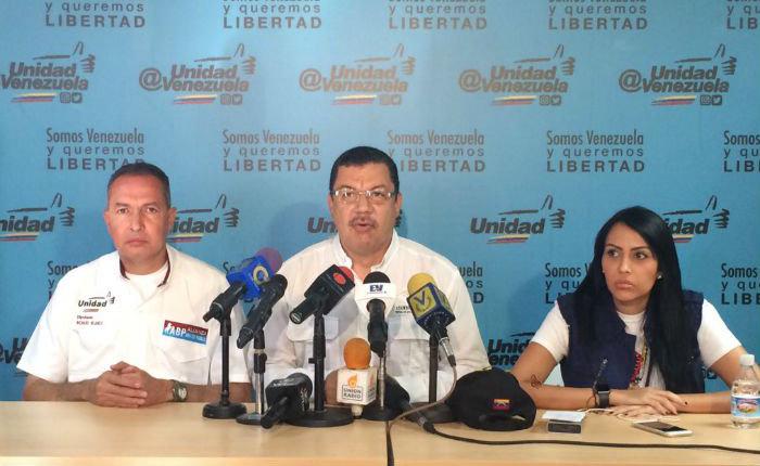 MUD: Gobierno no debe esperar diálogo para tratar crisis humanitaria