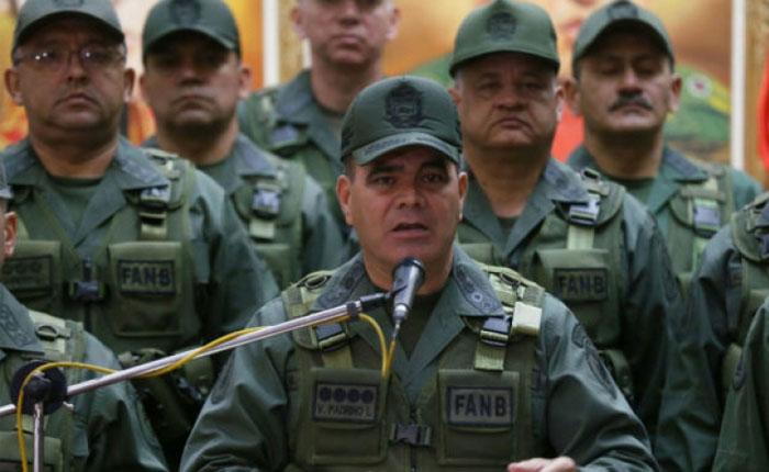Comunicado de la FAN: Fueron terroristas vestidos de militares contratados por la derecha