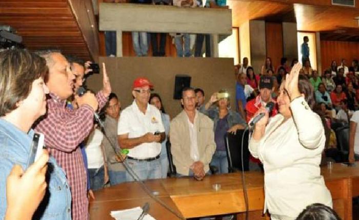 """Designan """"nueva alcaldesa"""" de Barquisimeto tras detención de Alfredo Ramos"""
