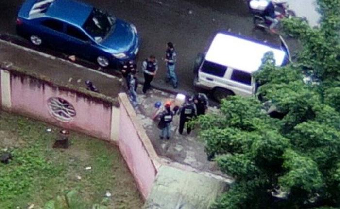 Denunciaron allanamientos y detenciones este martes en Caricuao