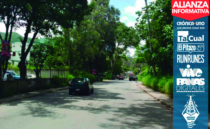 Caricuao luce desolado ante paro cívico convocado por la MUD