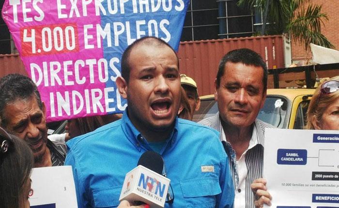 Mandaron a periodista Carlos Julio Rojas a Ramo Verde