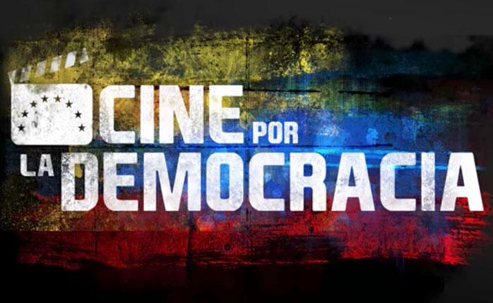 VIDEO El cine venezolano alza su voz por la democracia