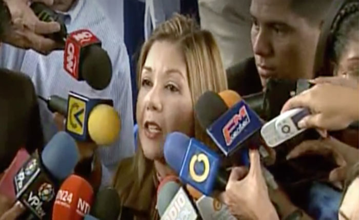 Sebin libera a hermana de la magistrada en el exilio Elenis Rodríguez