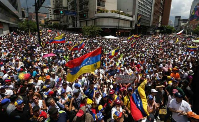 protestas-Venezuela-EFE