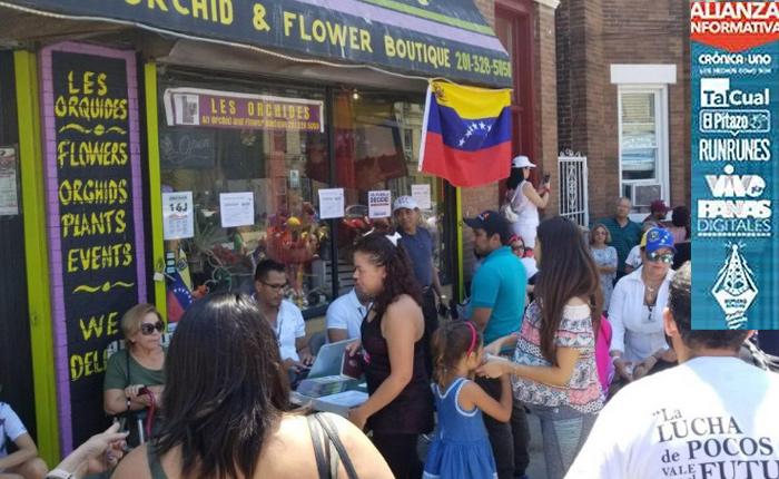 Participación en Nueva York visibilizó la deuda del Registro Electoral con los votantes en el exterior