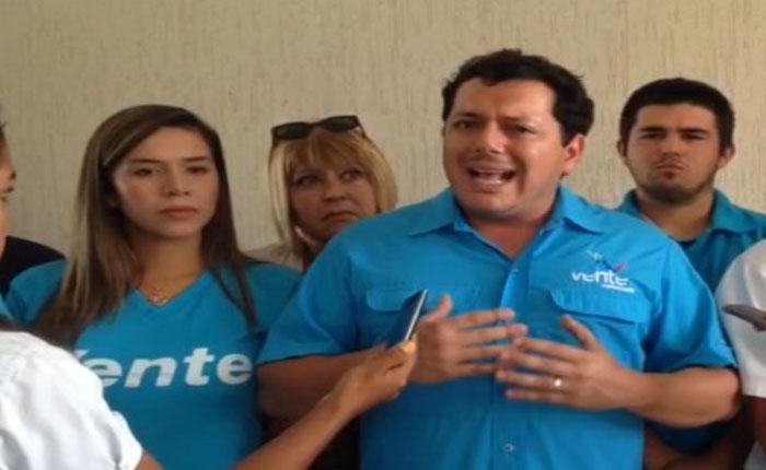 ONGs exigen liberación de Luis Tarbay en Nueva Esparta
