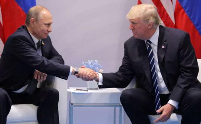 Trump y Putin se reúnen por primera vez durante cumbre del G20