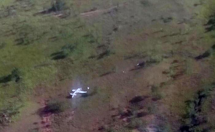 Accidente aéreo en Bolívar dejó un fallecido y cuatro heridos