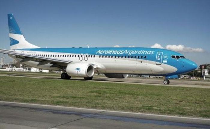 Aerolíneas Argentinas cancela vuelo a Caracas de este sábado #12Ago
