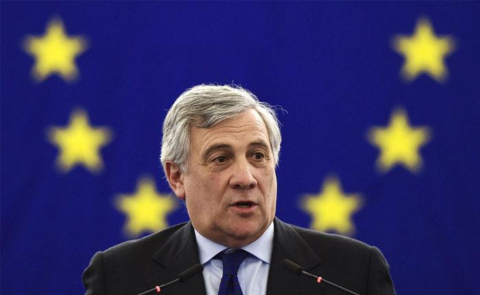Presidente de Parlamento Europeo quiere seguir ejemplo estadounidense con sanciones a Venezuela