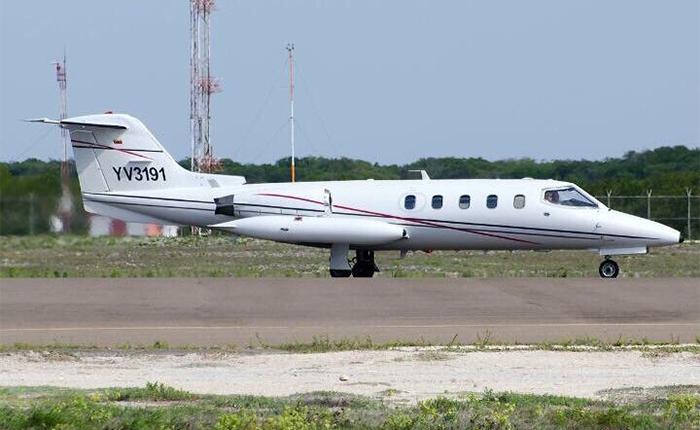 Avioneta YV3191 accidente aereo