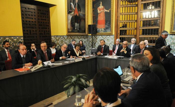 La Declaración de Lima, otro hito de la democracia, por Asdrúbal Aguiar