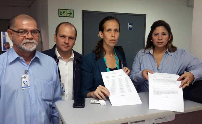 Diputados denunciaron ante el MP a rectoras del CNE por fraude electoral
