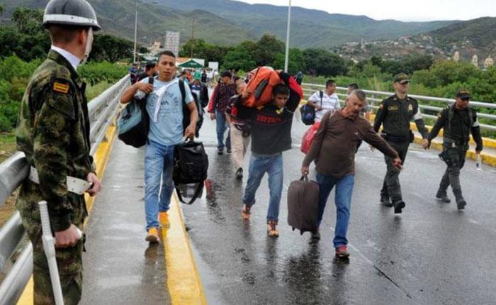Inicia actualización de datos de venezolanos con permiso especial en Colombia