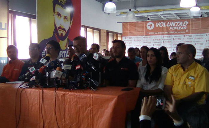Gerardo Blyde: No tenemos miedo a la persecución, gobierno incumple ley al destituir alcaldes