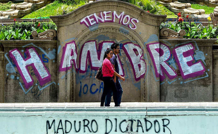 Los rostros del dolor vs la geopolítica del hambre: ¿Feliz año nuevo? , por Marianella Herrera