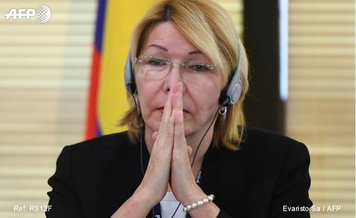 Luisa Ortega Díaz: Tengo pruebas que compreten a Maduro, Cabello y Jorge Rodríguez en caso Odebrecht