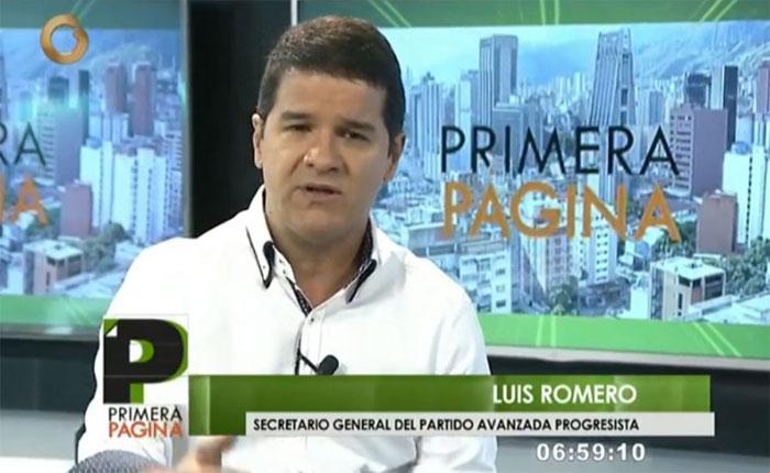Avanzada Progresista propone a Henri Falcón para tercer período en Lara