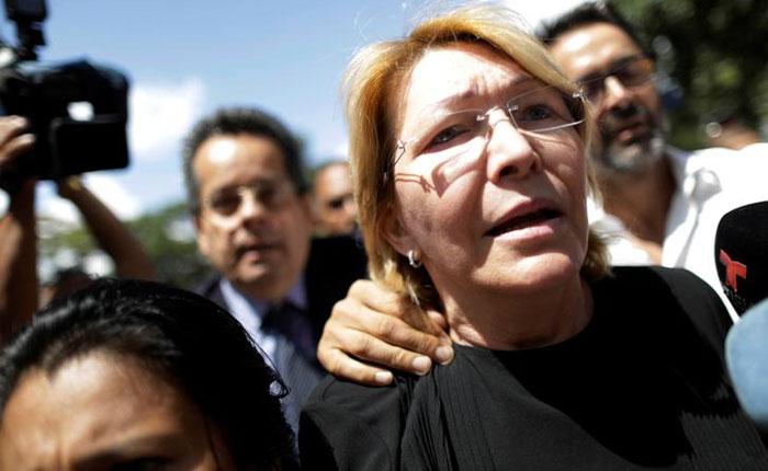 Luisa Ortega Díaz: En Venezuela han hecho un negocio del hambre y la miseria