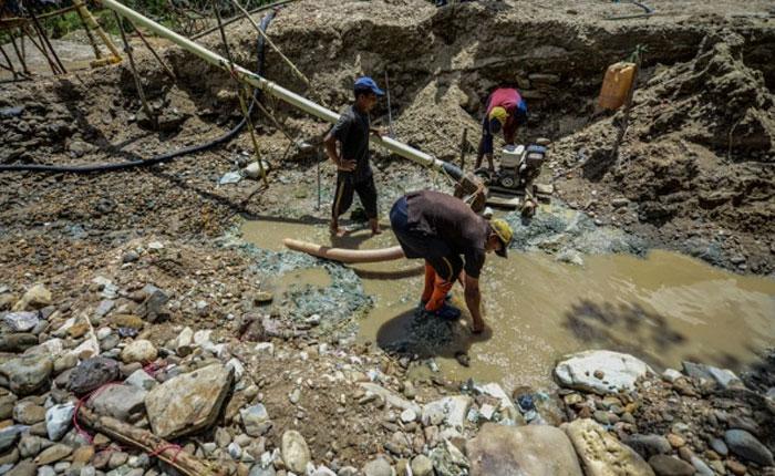 Dos masacres en las minas al sur del Bolívar dejan 21 muertos